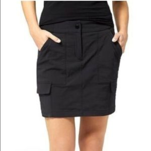 Athleta Trekkie Skort Cargo Hiking Skirt